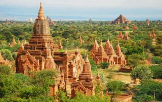 viaggio Bangkok Myanmar agosto 2018