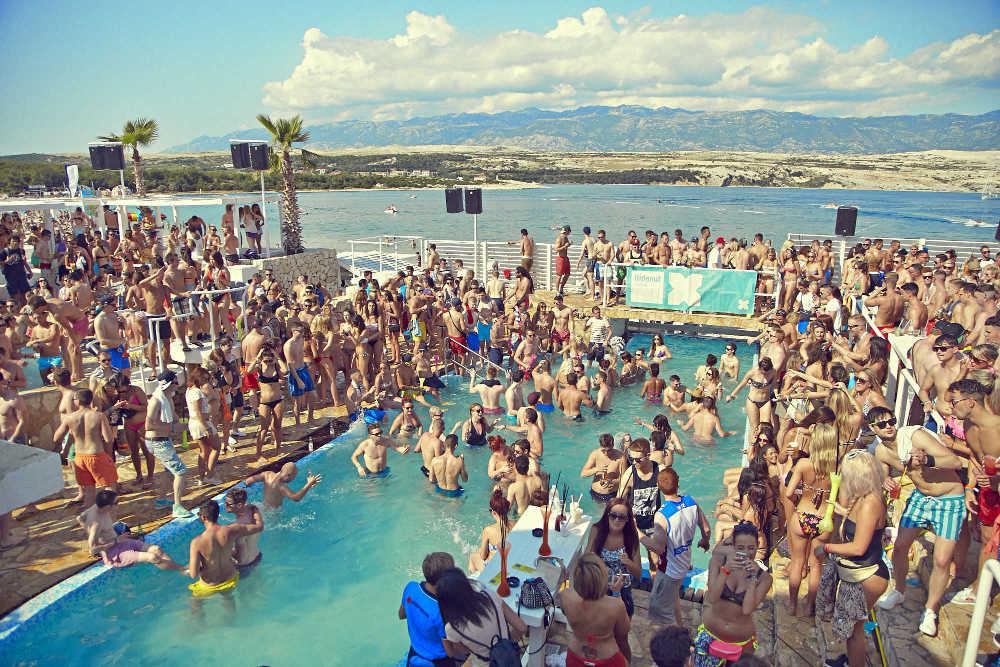 Vacanze estate 2018 in Croazia per giovani, Isola di Pag
