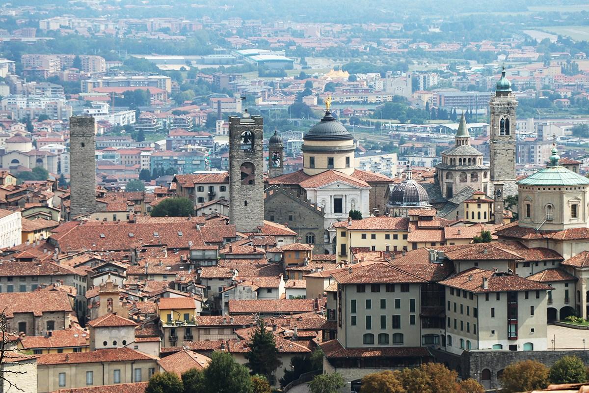 Tour A Bergamo Alta 2020  Itinerari Le Vie Della Storia