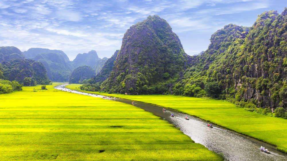 viaggio vietnam 2019