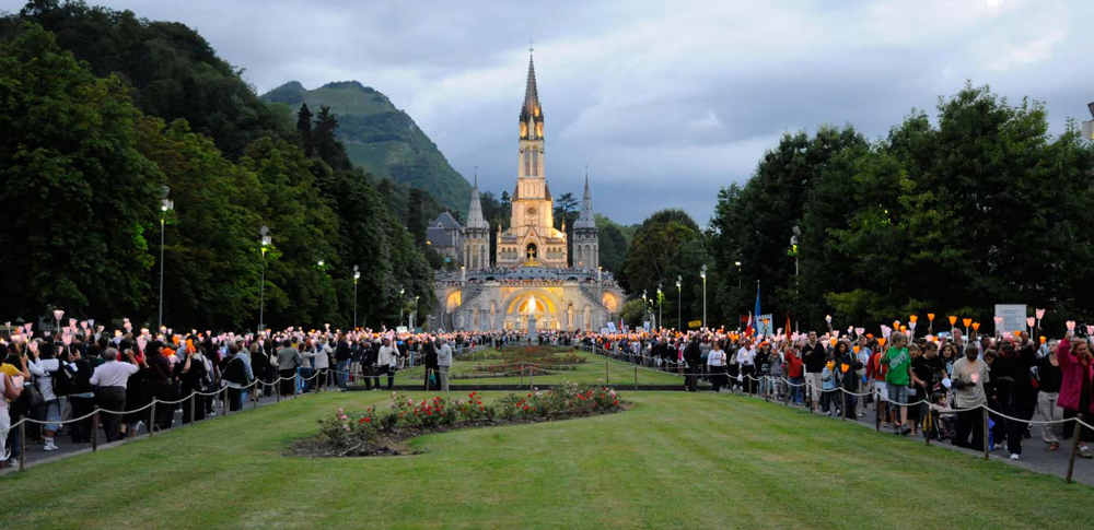 Lourdes 2019 da Bergamo 4 giorni