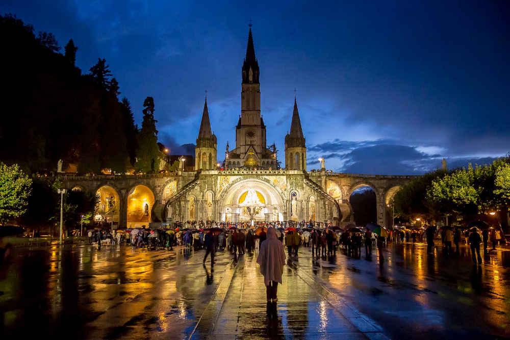 Lourdes 2019 da Milano 3 giorni