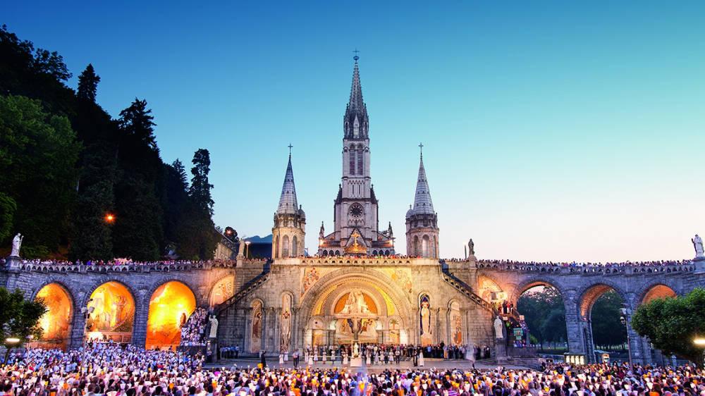 Lourdes 2019 da Milano 4 giorni