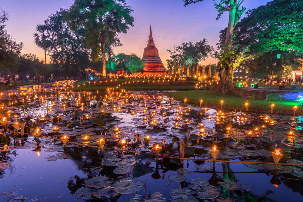 Tour Thailandia 2019 dall'Italia