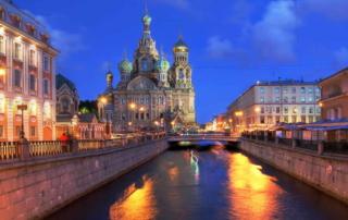 Viaggio San Pietroburgo Mosca 2019
