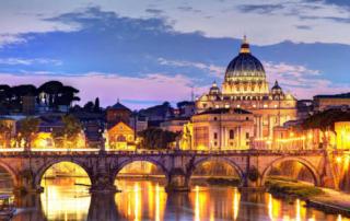 Viaggi a Roma nel 2019