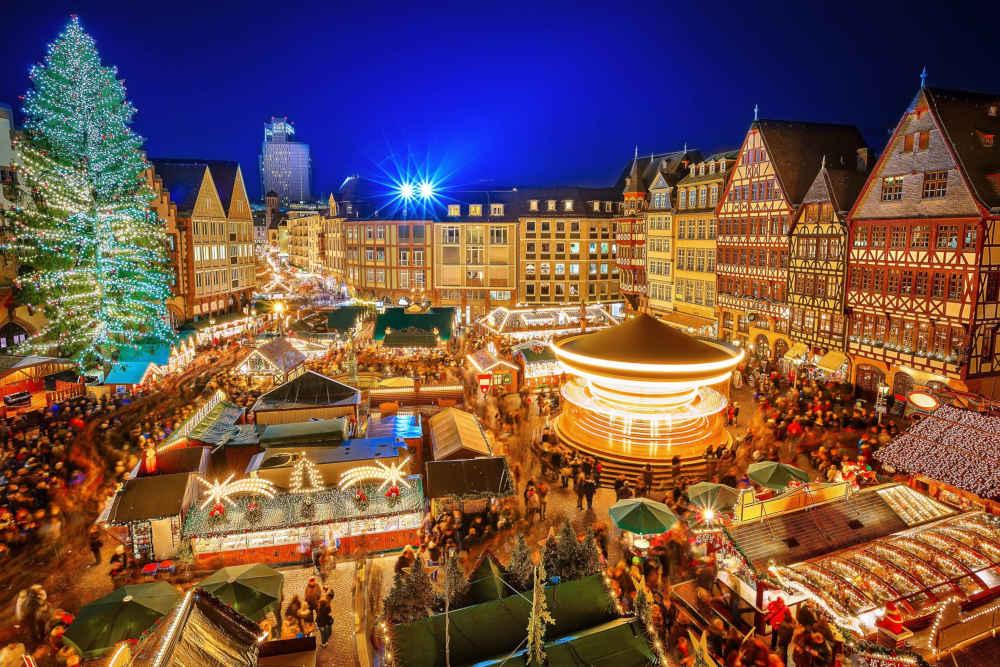 Viaggi organizzati mercatini di Natale 2019