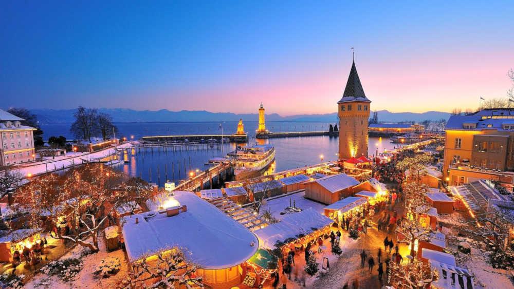 Viaggi organizzati mercatini di Natale 2019 da Milano