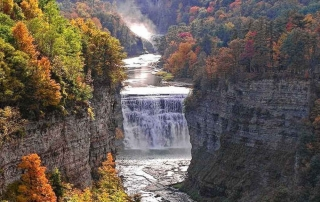 tour da New York cascate del Niagara Philadelphia Finger Lakes Washington
