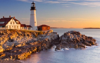 Tour USA 2020 New England by Scenic Drive