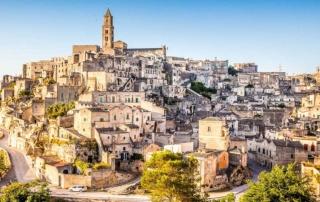 Tour Matera Lucania 2020