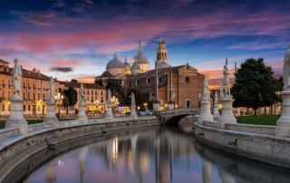 Tour Padova borghi merlati Alto Veneto 2020